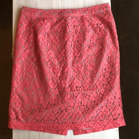 Apt. 9 Dresses & Skirts - Coral Pencil Skirt